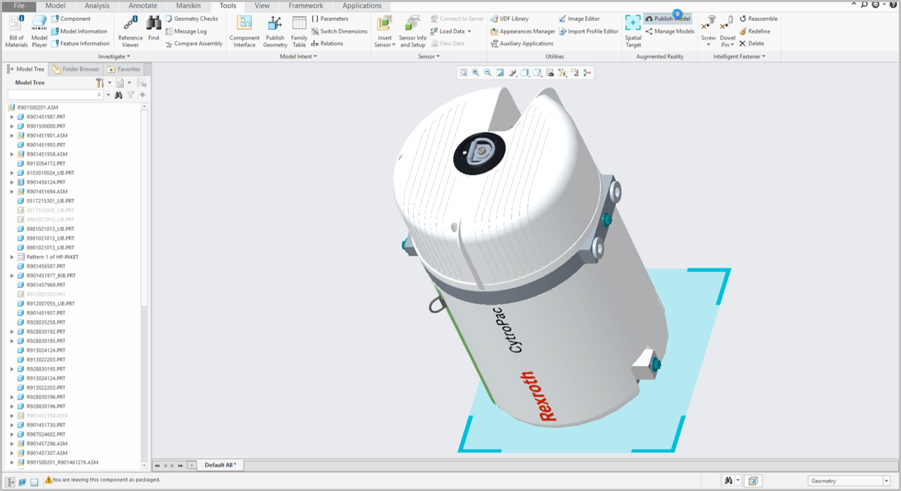 PTC Creo 5 0 - PLM Central Ltd: Next Generation Design