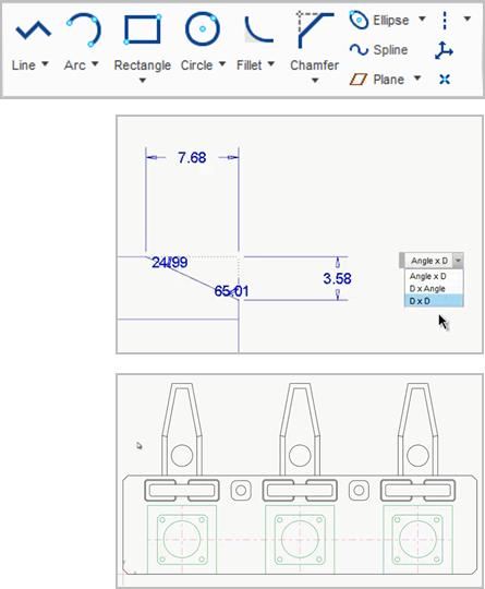 Creo layout